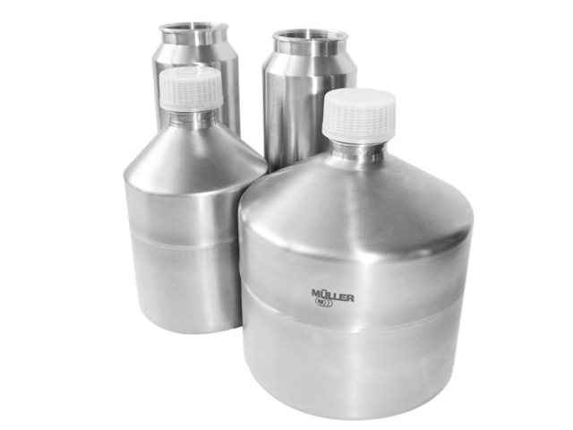 flaschen-edelstahl Edelstahlflaschen Pharma