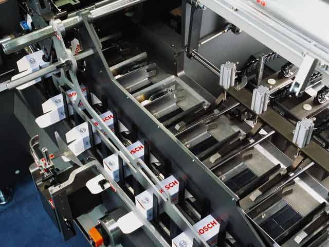 Kartonierer Pharma - CUC von Bosch