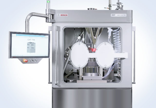 gkf-720-kapselfüller-640x441 Bosch Packaging Technology